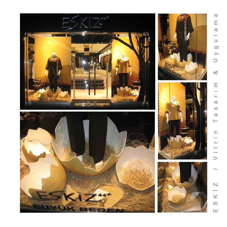 Window Display/Designed by Cem İnci