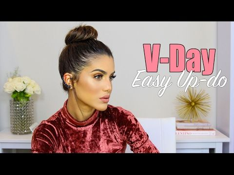5 Ways To Style Your Hair For A Party-Perfect Look | Simple Party Hairstyles