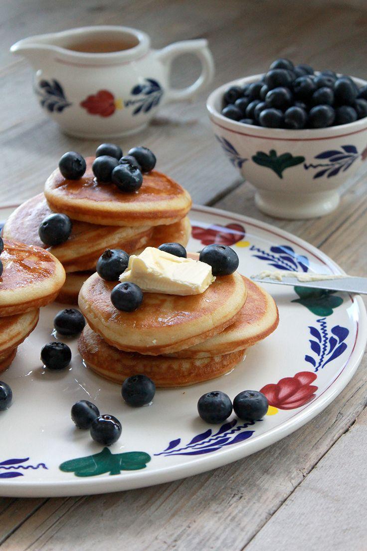 pannenkoeken, pancakes of poffertjes, dit extra grote pannenkoekenbord is overal voor te gebruiken.