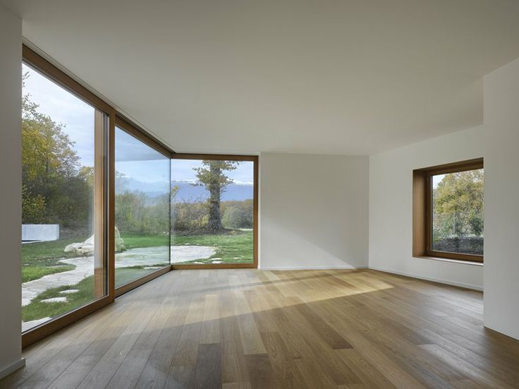 Two-In-One House - Switzerland