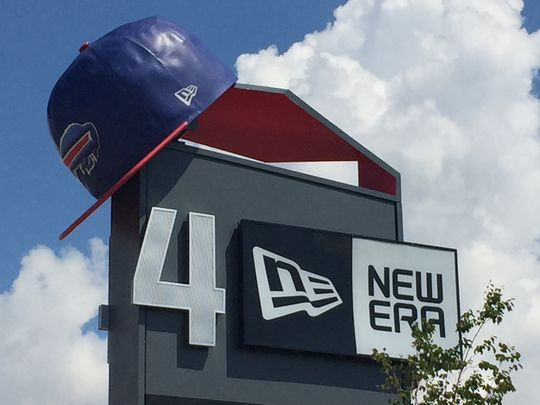 Ralph Wilson Stadium was officially renamed New Era