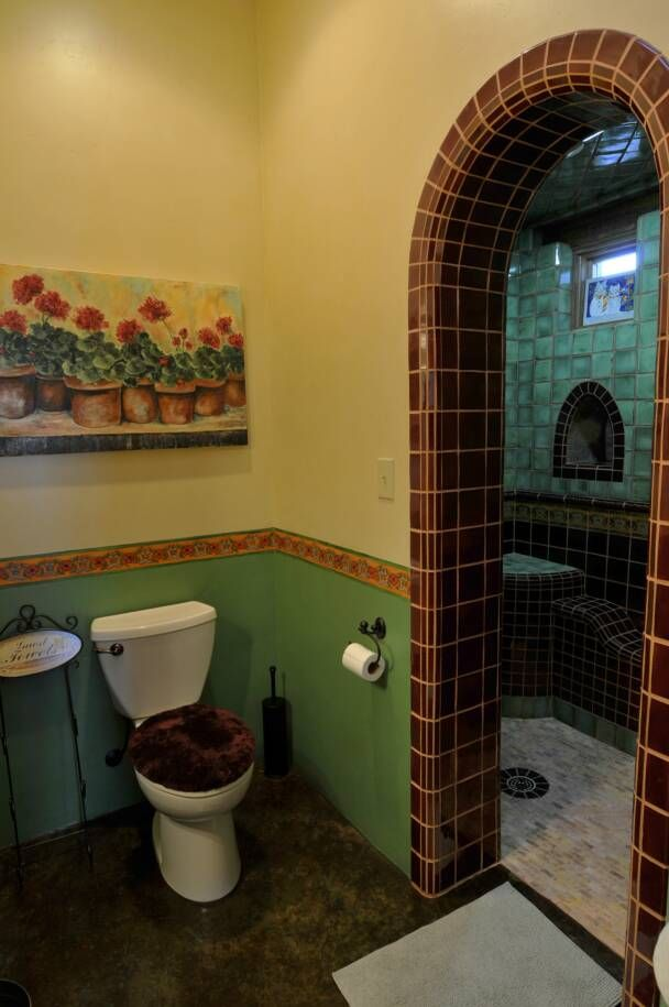 11 Best Images About Southwest Bathroom On Pinterest