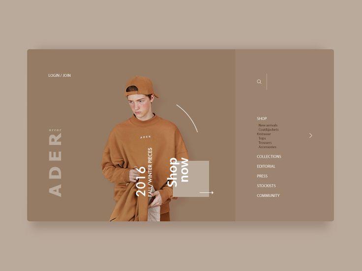 ader error by crisssamson #Design Popular #Dribbble #shots