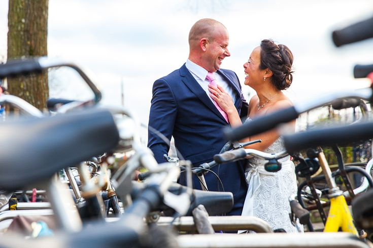 ontspannen trouwreportage relaxed wedding photography