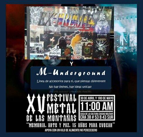 XV Festival Metal de las Montañas