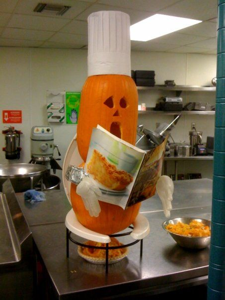 how pumpkin pies are made picture