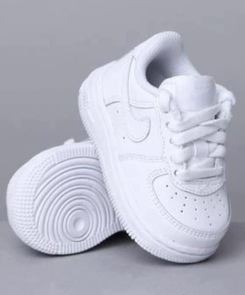 How Cute Are These Baby Nike Air Forces.