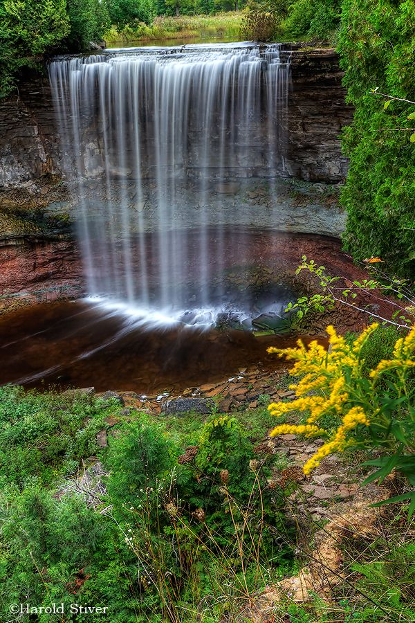 Indian Falls, Owen Sound, Ontario, Canada