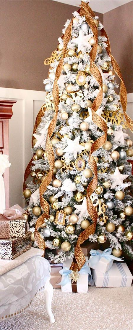 The 854 Best Images About Christmas Tree Decorating Ideas