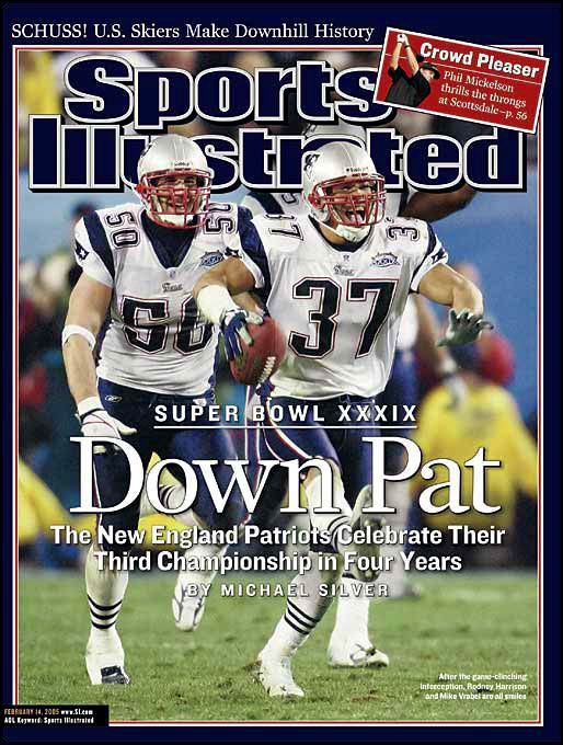 Here Is A Look Back At All 51 Sports Illustrated Super Bowl Issue Covers