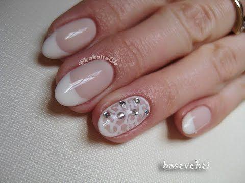 Hybrydy: French Manicure - Mój sposób na french - Semilac 001,050 - Base...