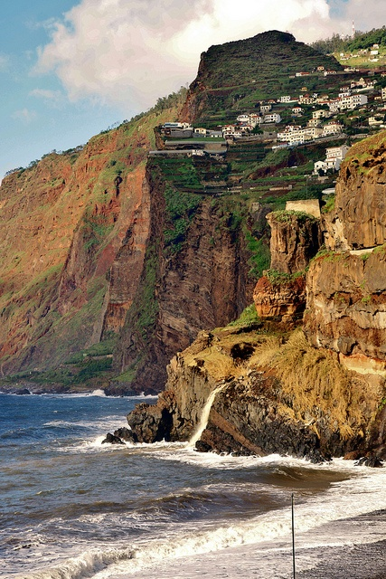 Cabo Girao Madeira Island By Bas1953 Oh The Places I