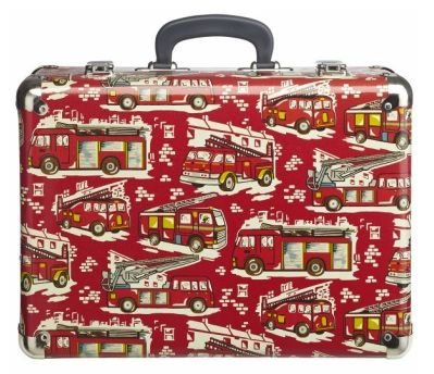 Fire Engine Kids Suitcase from Cath Kidston