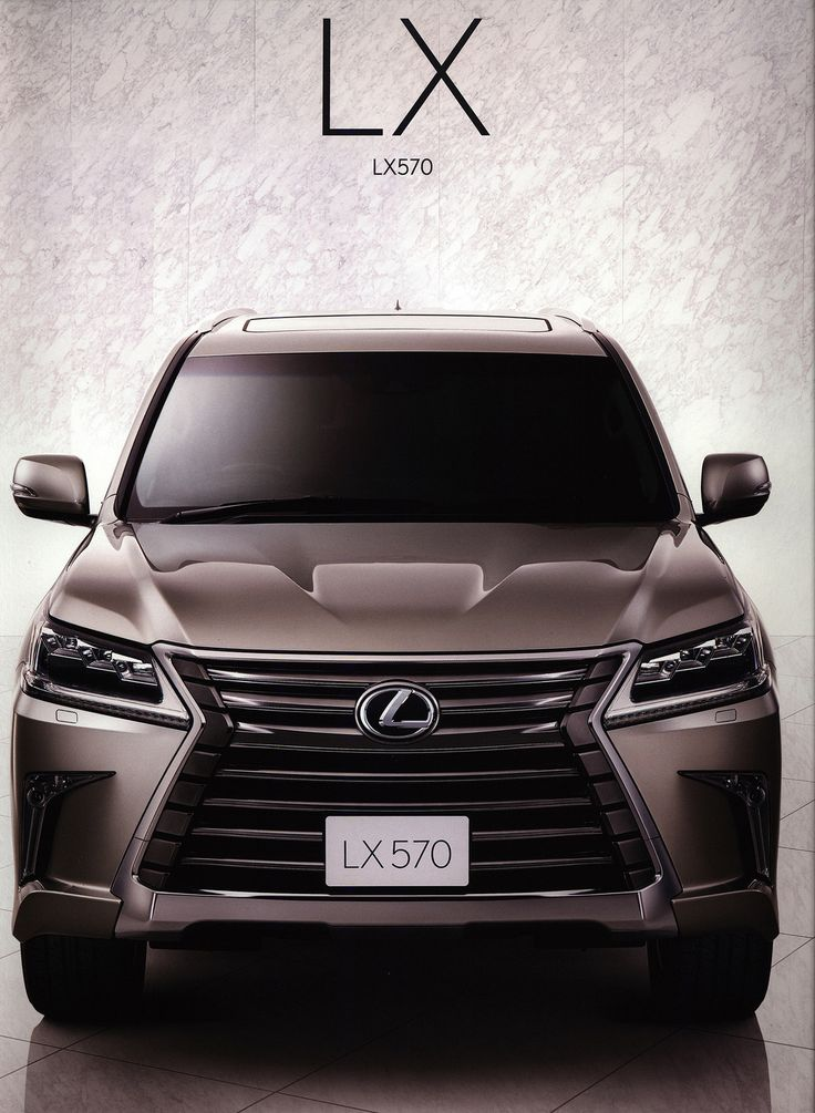 https://flic.kr/p/S4Uzp9   Lexus LX, LX570;  2015_1  (Japan)