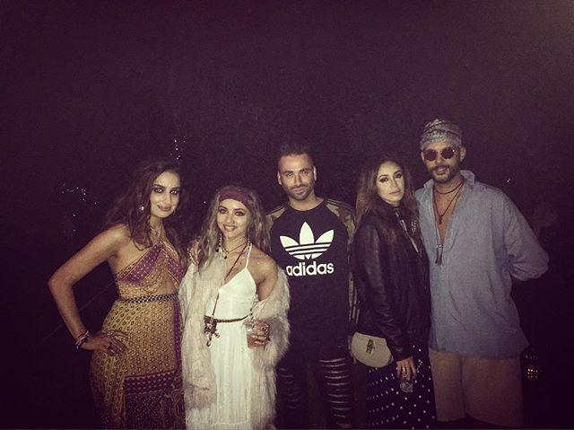 WEBSTA @ jadeameliabadwi - lorra lorra fun at @perrieeele hippie birthday party…