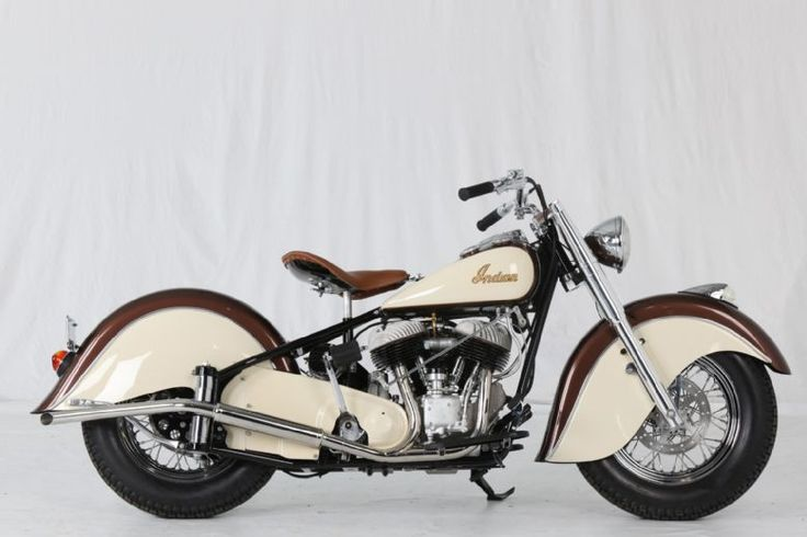 Indian Motorcycles >> I can't help but love Indians!