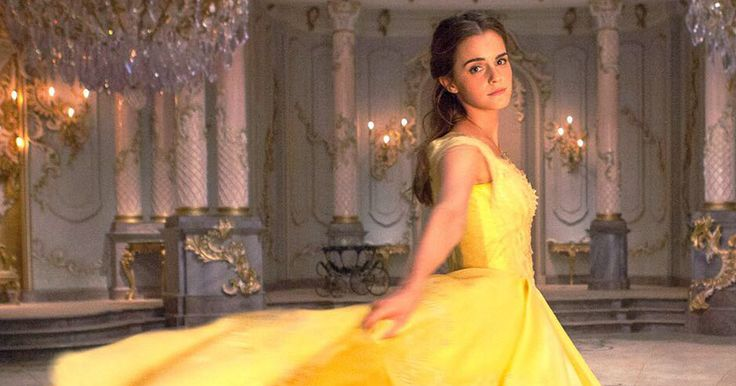 "Dan Stevens' 5-Year-Old Daughter Helped Design Belle's Iconic ""Beauty and the Beast"" Ballgown http://www.elle.com/culture/news/a43949/willow-stevens-helped-design-belles-dress/"