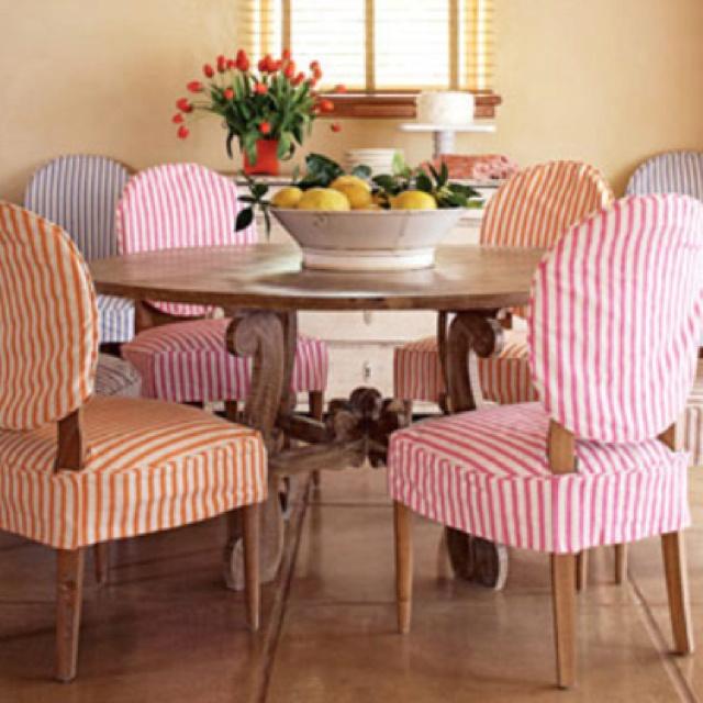 615 Best Чехлы На Стулья И Диваны  Cover Images On Pinterest Extraordinary Dining Room Chair Covers Round Back Design Decoration