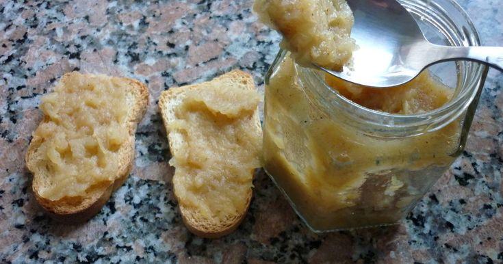 Fabulosa receta para Mermelada de peras light en microondas . Hoy hice esta receta ideal para los que están a dieta, dedicada a  Silvia Dujan que me pido que ponga algo light . Se puede hacer con cualquier fruta puede ser duraznos, manzanas.