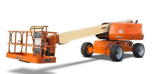 jlg 600s, 600sj, 660sj boom lifts service and maintenance manual (p/n -  3121202)