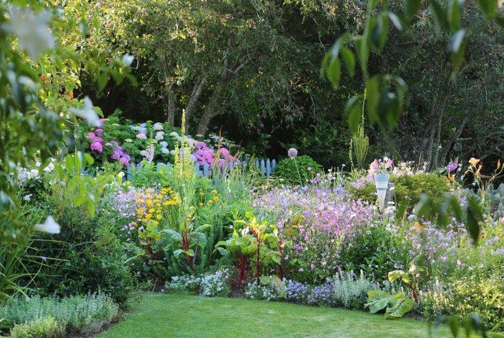 marie-viljoen-flowers and vegetables-gardenista