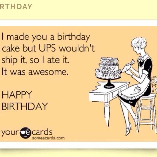 Birthday Cake Ups