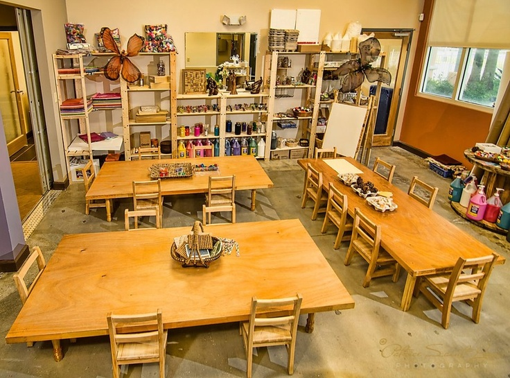 Classroom Environment Design : A great environment to learn on high scope reggio