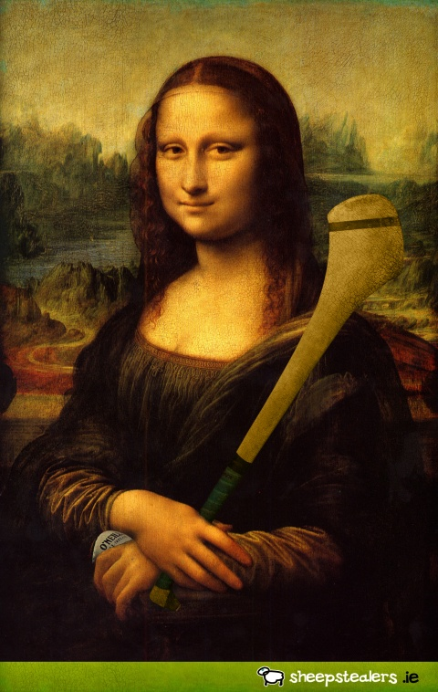 Mona Lisa, Great GAA players in irish history