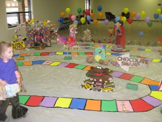 Crafts 4th Birthday Parties And Life Size Games On Pinterest