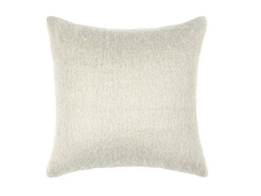 Menara Cushion in Lichen by Linen House, featured on The Block, available at Forty Winks.