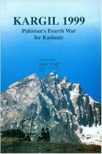 Pakistan launched its fourth war for Kashmir in the summer of '99. This statement needs some elaboration. Pakistan has fought a total of five wars with India: 1947-48 War, 1965 War, 1971 War, The Covet War since the early 1980s which began with the battles for Siachen and which continues. Kargil War in 1999.