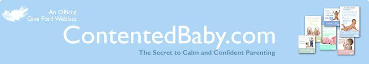ContentedBaby.com. The secret to Calm and Confident Parenting. An official Gina Ford website