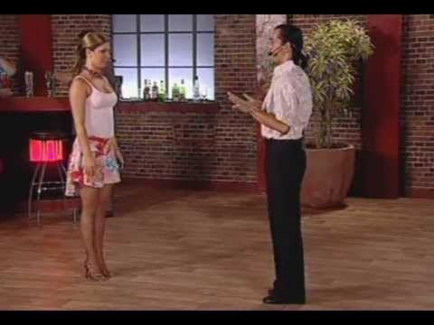 Stílus és Szenvedély (2006) tánc oktató - Jive, Rock'nRoll (Szenvedély) - YouTube