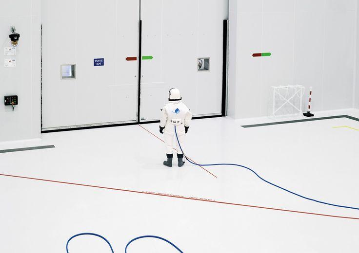 Space Project — Vincent Fournier