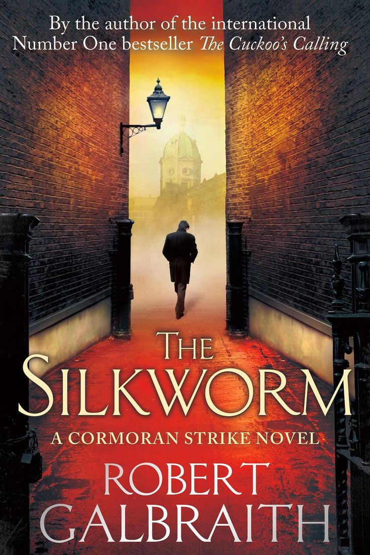 The silkworm / Robert Galbraith.-- London : Sphere, 2014.