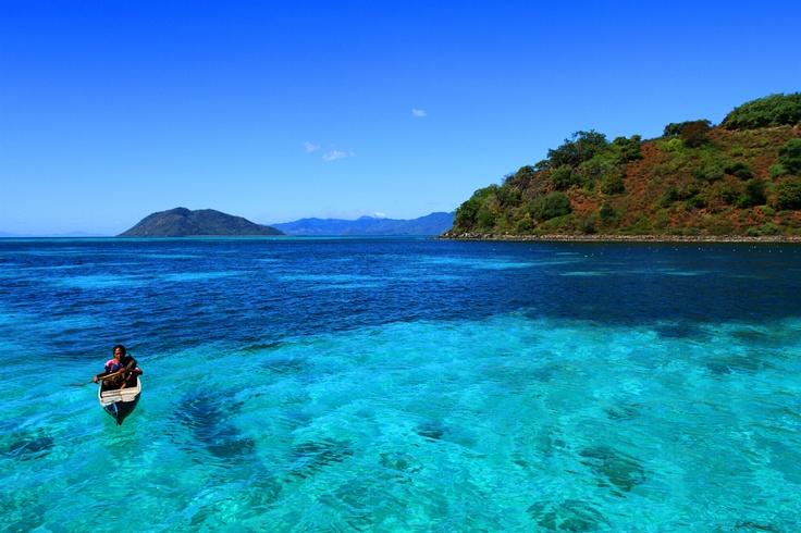 Babi Island, Maumere - Indonesia