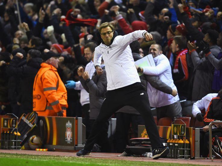 11. Jürgen Klopp — Liverpool FC