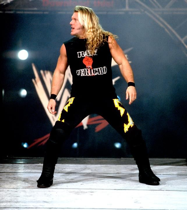 Chris Jericho's WWE career retrospective: photos