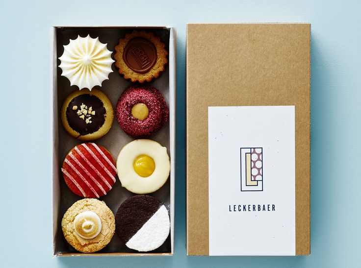 Leckerbaer cookies and pastries - Ryesgade 118, Østerbro