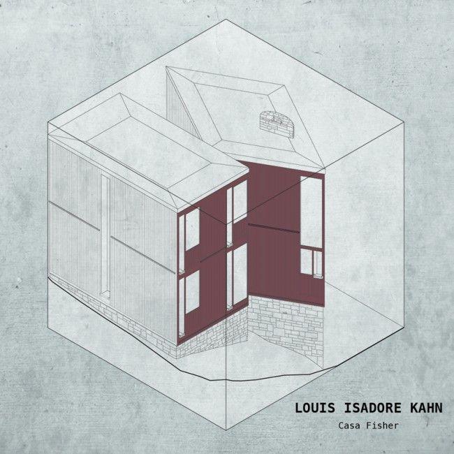 LOUISIKAHN Casa YannickMartin SQUARE 650x650 CASA
