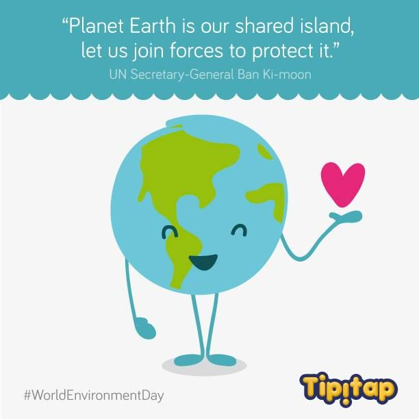 We would like to invite you to check out this link http://www.unep.org/wed/ to learn more about World Environment Day, which is being celebrated today! Find our Global Warming Book on Booksy: http://tipitap.com/booksy.html
