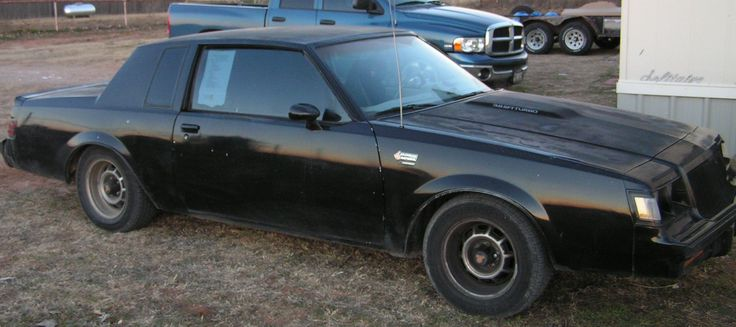 Buick GNX/Grand National -- that one cool uncle in the extremely boring Buick family tree. Description from pinterest.com. I searched for this on bing.com/images