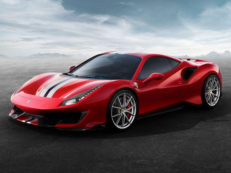 2019 Ferrari 488 Pista Revealed