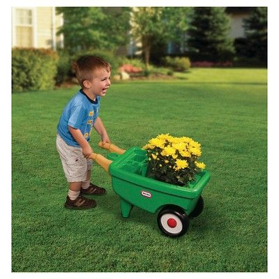 Little Tikes Garden Cart and Wheelbarrow