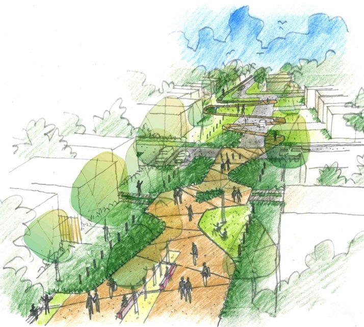 Landscape Architecture Plan Drawing 146 best landscape architecture inspiration images on pinterest