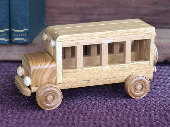 """Gorgeous little School Bus. I don't know why but the maker marked it as being for """"Little Boys"""". No reason a little girl couldn't play with this. My daughter loved her little people bus when she was a toddler 