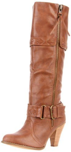 Amazon.com: Not Rated Women's Wild West Knee-High Boot: Not Rated