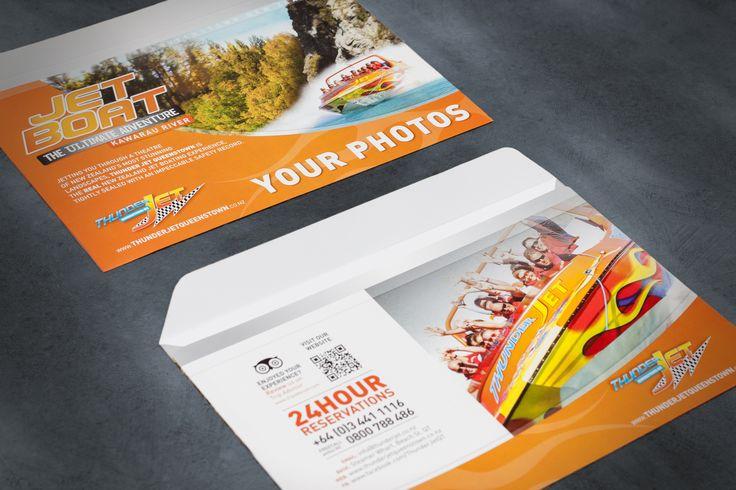 Photo envelope pack design