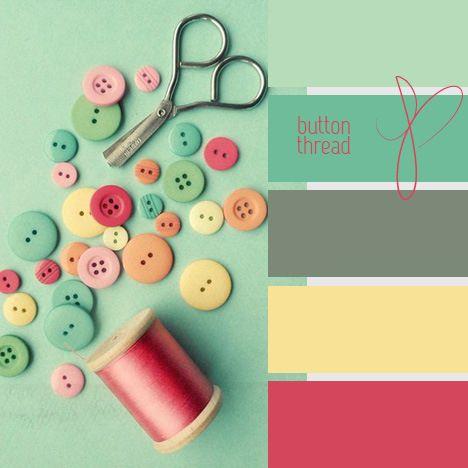 <3 color scheme