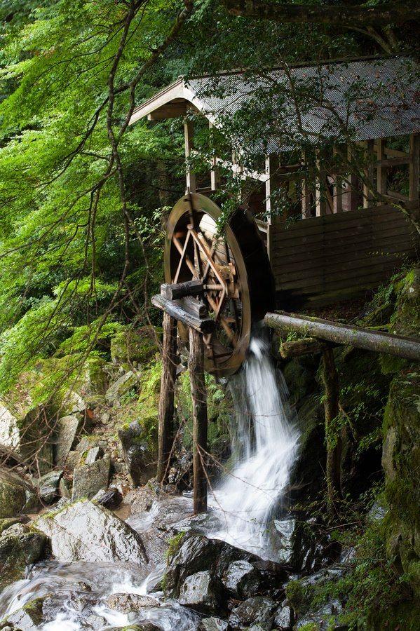 Water wheel......<3**